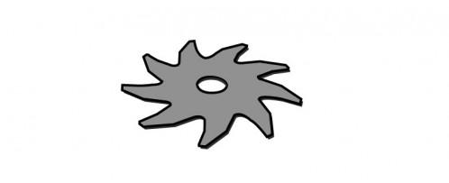 Couteaux de scarificateurs