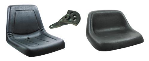 Châssis et sièges
